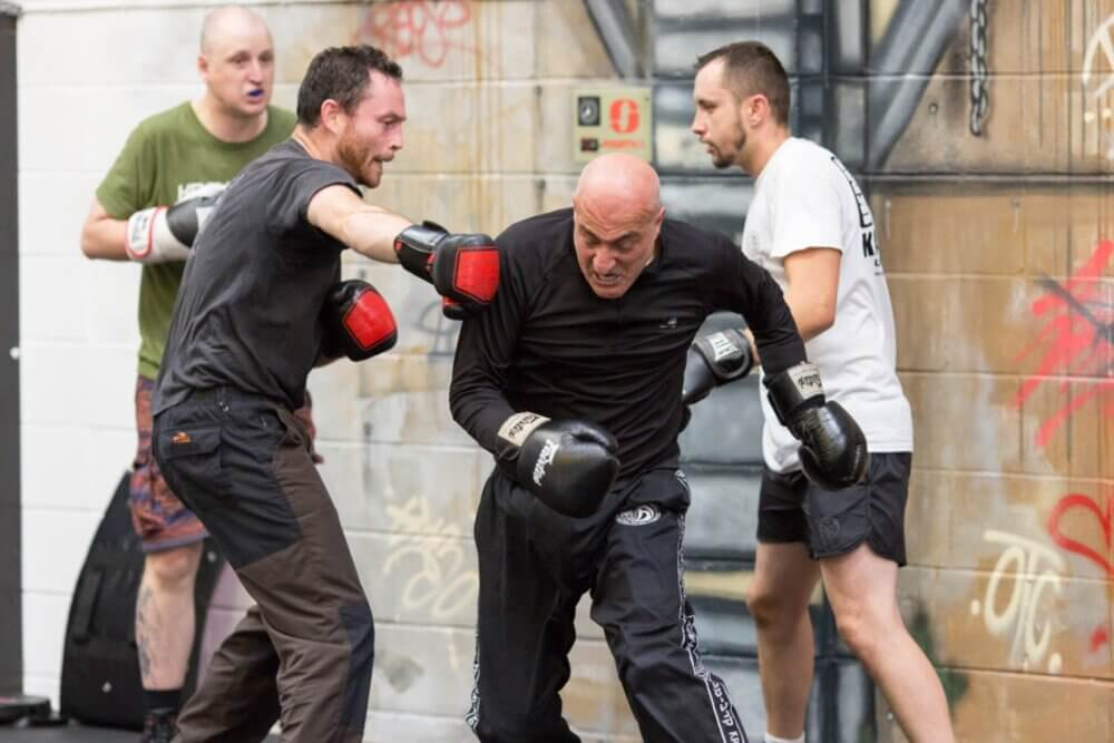 Learn a new martial art