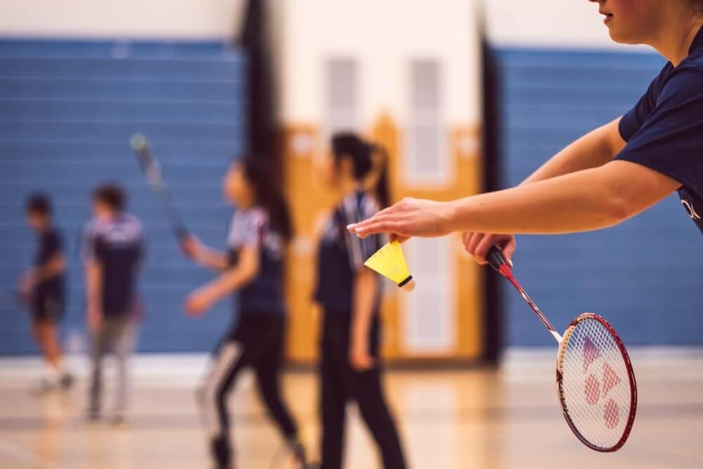 Meet people in Telford at No Strings Badminton