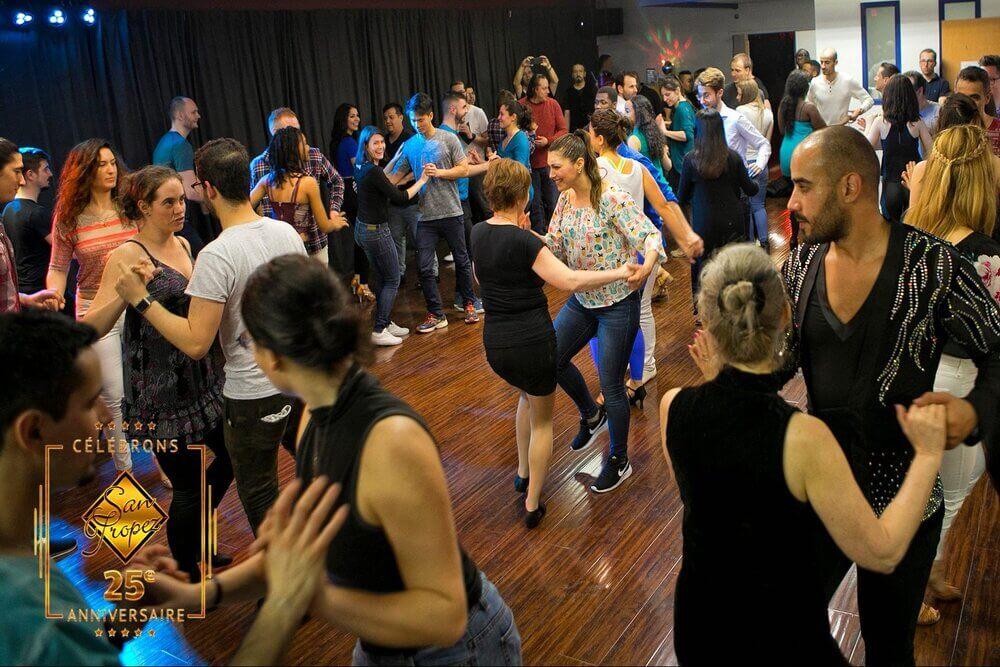 Socialize through Latin dancing