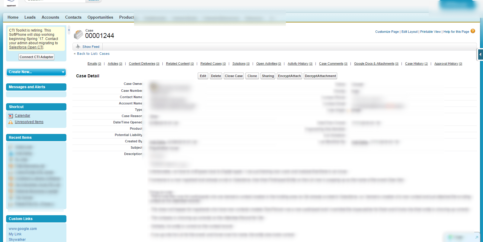 Enabling Case Feed in Salesforce - Get The KT- Get the knowledge