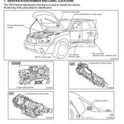 KIA SPORTAGE Service Repair Manuals