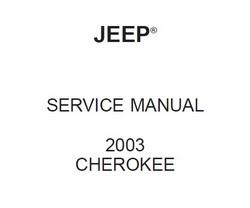 2014 JEEP Cherokee KL Latitude Service Repair Manual