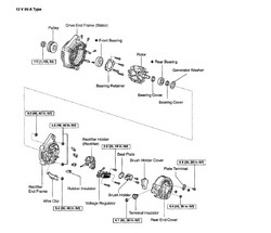2004 TOYOTA RAV4 Service Manual