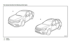 SUBARU Service and Owners Manuals