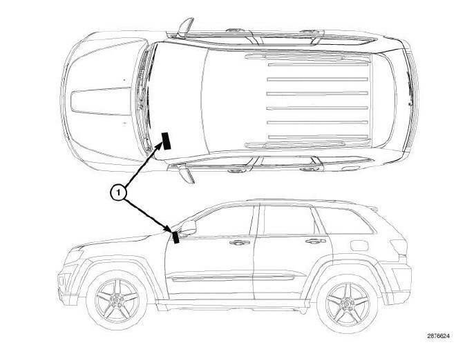 2014 JEEP Grand Cherokee WK2 Workshop Service Manual