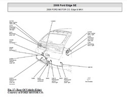 FORD Service and Owners Manuals