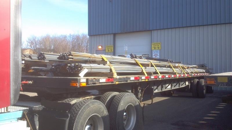 Rebar-truckload