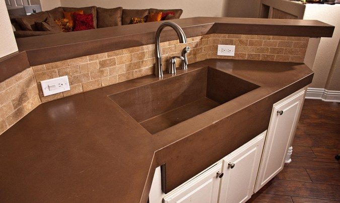 Sealers For Concrete Countertops