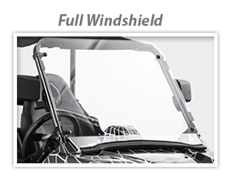 UTV170_windshield