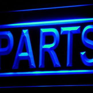 Parts, Accessories, & Apparel