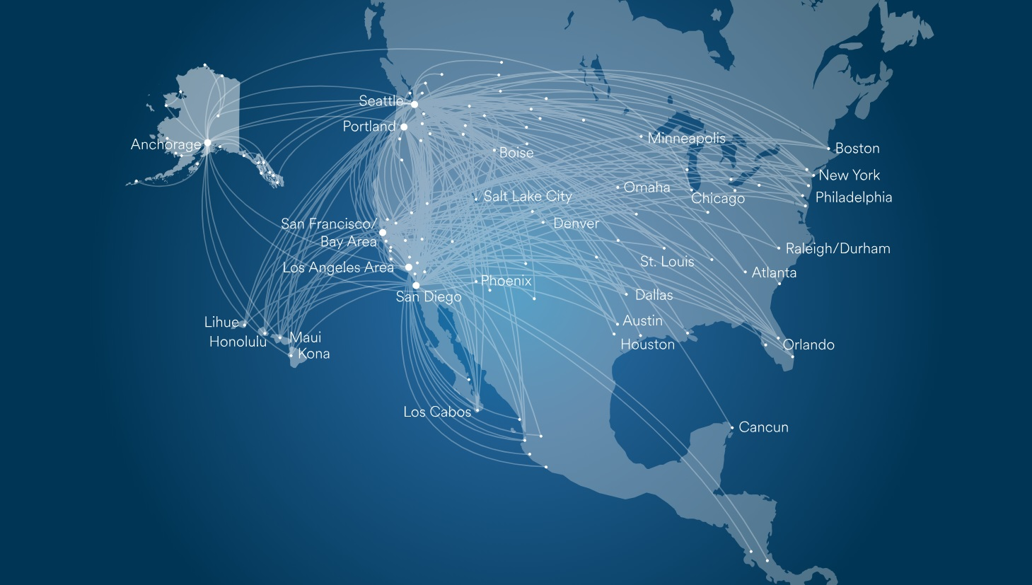 Alaska Airlines | Getting Away With Points on hainan airlines route map, vanguard airlines route map, southwest airlines route map, sun country route map, united airlines route map, qantas airlines route map, frontier airlines route map, british airways route map, american airlines route map, hawaiian airlines route map, airtran route map, air india route map, skywest airlines route map, delta route map, air berlin route map, jetblue route map, iberia route map, alaska airlines service map, allegiant airlines route map,