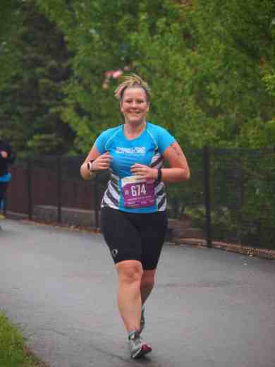 Running has changed my life and brought me so much!