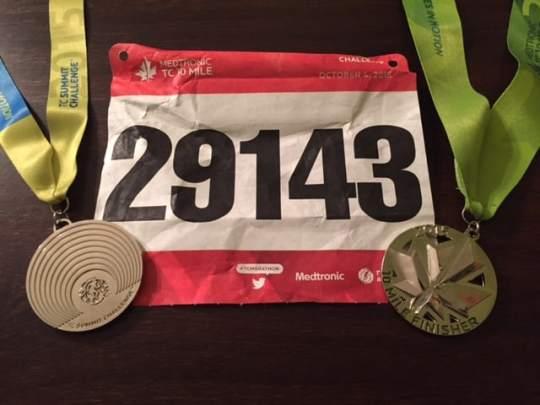TC 10 Medal