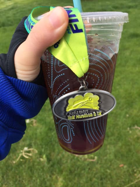 Maple Grove 5K: Race Recap