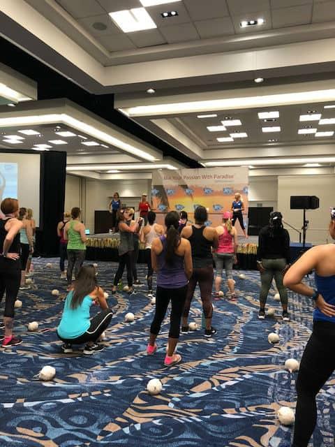 BlogFest 2018 Thursday Workout