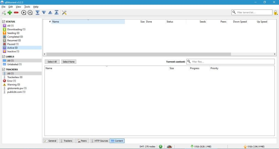 software for new computer- qbittorrent