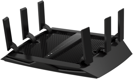 Nighthawk AC3200 beautiful cool wi-fi router