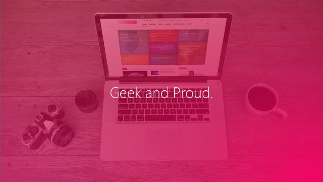 write a guest post on Getting Geek
