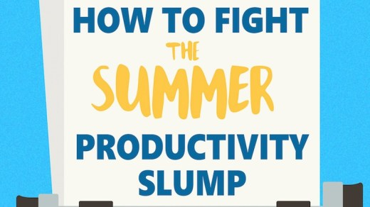 fight summer productivity slump
