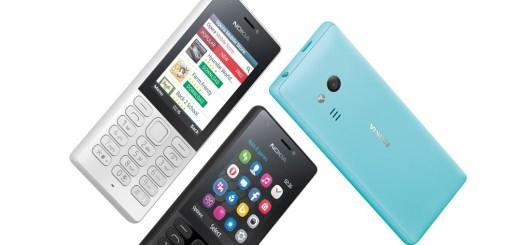 nokia 216 feature phone