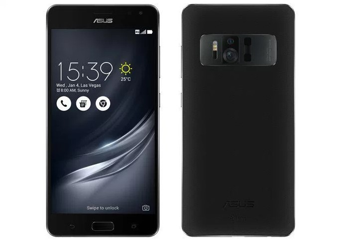 asus zenphone vr