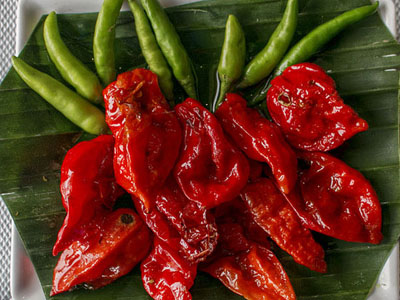 chilli pepper Getting Healthier