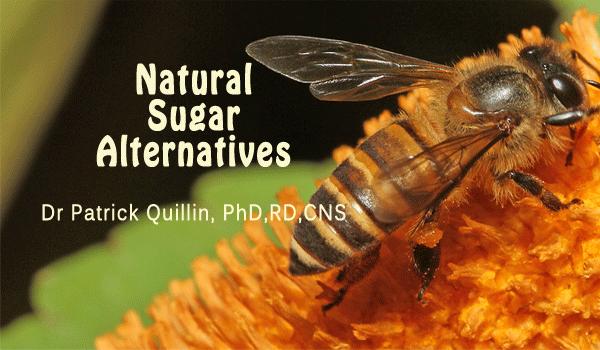 natural sugar alternatives