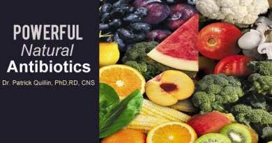 powerful natural antibiotics