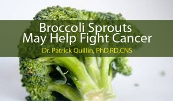 brocolli for cancer  prevention