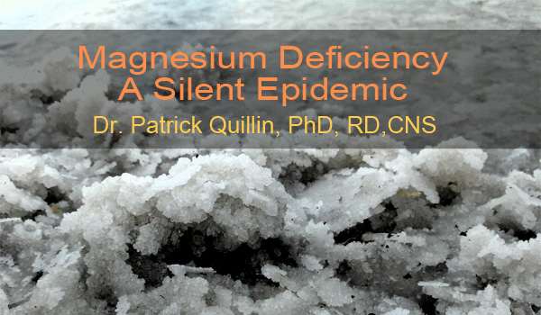 Magnesium Deficiency