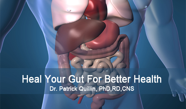 Heal Your Gut For Better Health