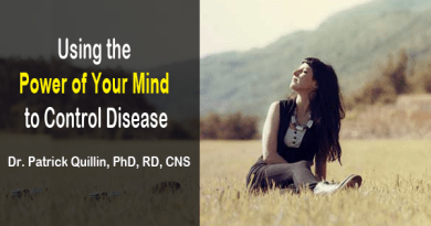 Using the power of your mind to control disease