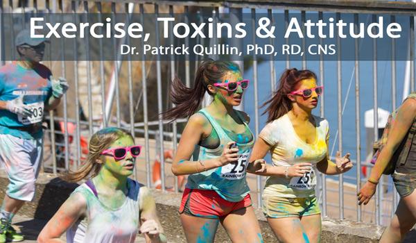 Exercise Toxins Attitude