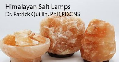Getting Healthier with a Himalayan Salt Lamp
