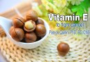 Vitamin E Benefits for Cancer