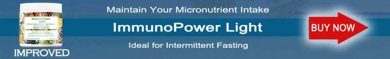 Immunopower Light for Intermittent Fasting