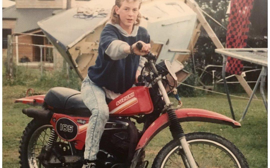 25 years to get my bike license