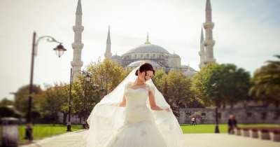 Wedding In Turkey Wedding Dress Istanbul