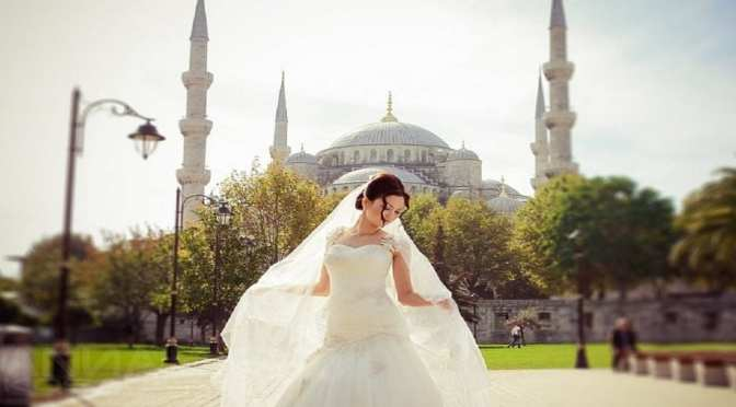 Where To Buy A Wedding Dress In Istanbul?