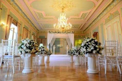 What Is The Best Wedding Venue In Turkey 2021? | Garden Wedding Venues