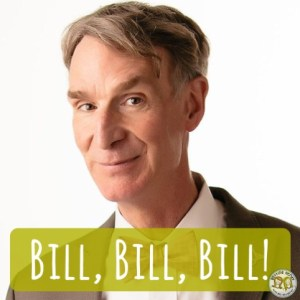 Our nerdy tribute to Bill Nye, The Science Guy! - Getting Nerdy Science