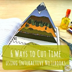 Six Ways to Save Time Using Interactive Notebooks