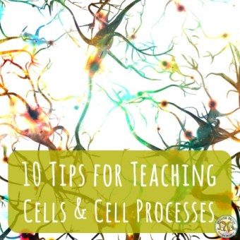 10 Tips for Teaching Cells