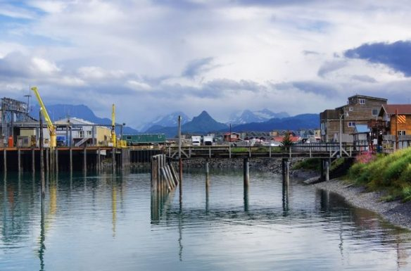Homer, Alaska on the Kenai Peninsula (Credit: Pixabay)