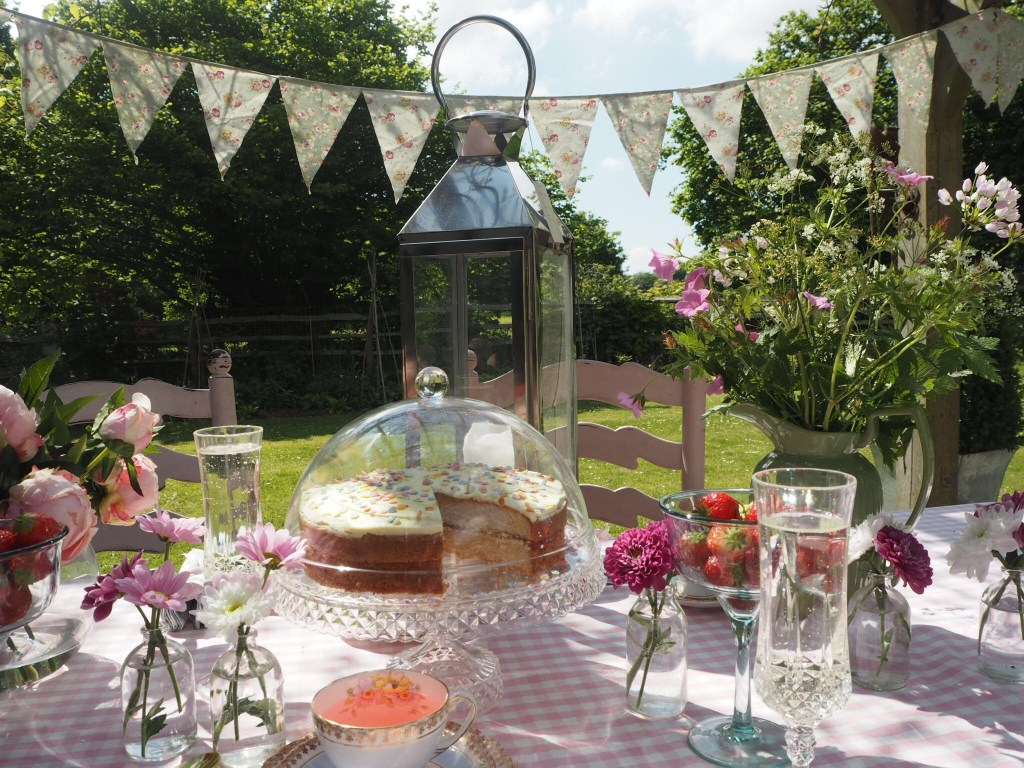 Afternoon Tea with Laura Ashley