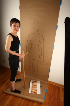 Doing a body graph