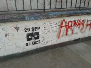 Abbey Road fanwall