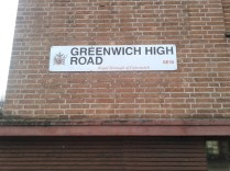 High Road Greenwhich