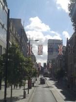 Oxford street - rarely empty