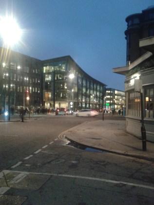 Queen Victoria Street - view